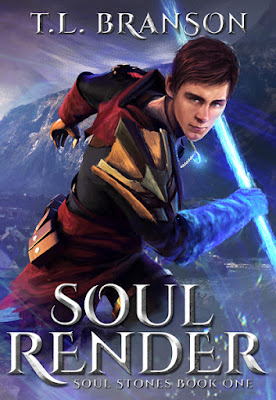 Book cover of Soul Render by T.L. Branson