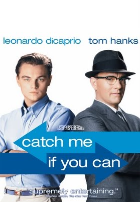 catch me if you can (2002) Dual Audio BRRip 800mb