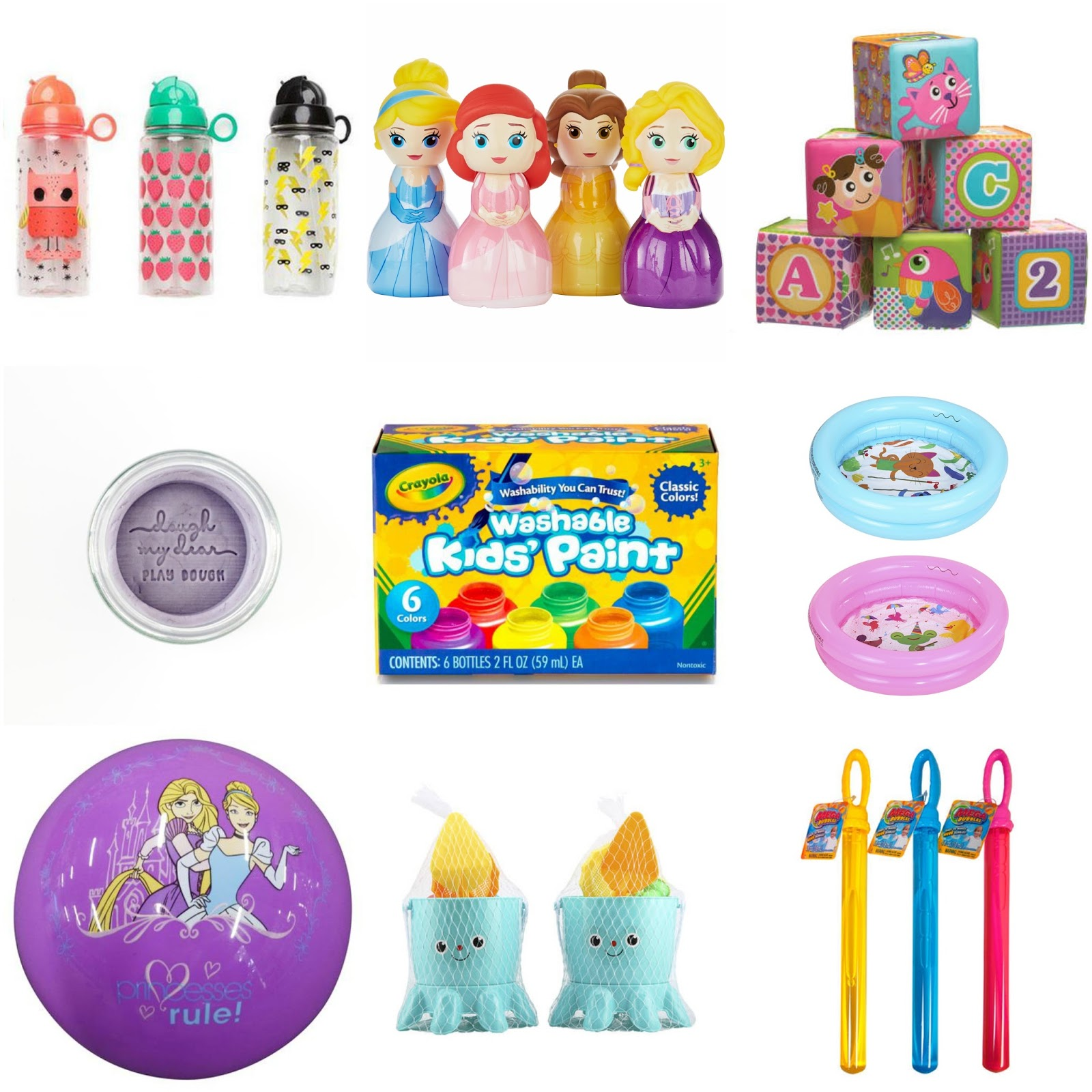 blogmas day five stocking fillers for babies and toddlers