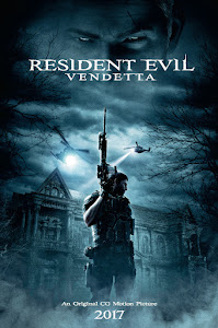 Resident Evil: Vendetta Poster