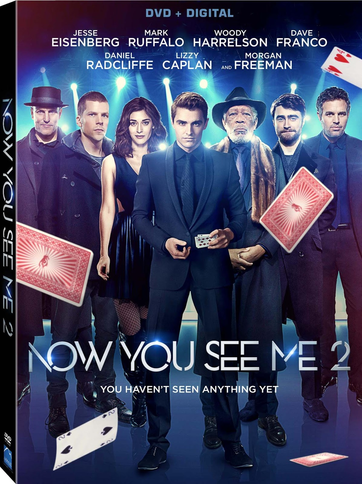 Watch now you see me 2 with english subtitles
