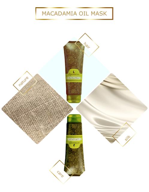 Macadamia Oil Mask: блондинке или брюнетке?