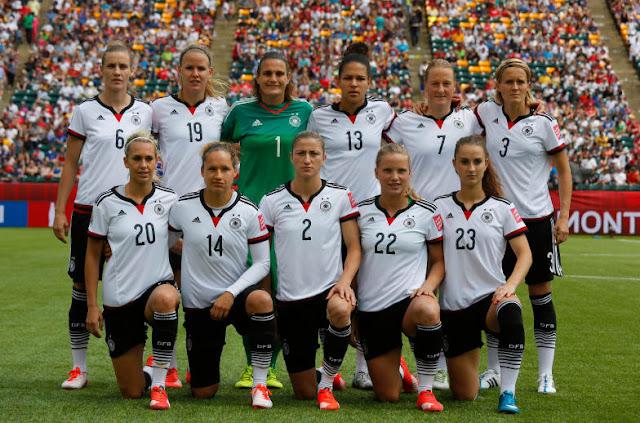 Em busca do ouro inédito, Alemanha vem reformulada ao Rio-2016
