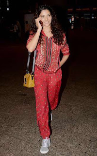 Spotted: Saiyami Kher in Alberto Torresi Shoes