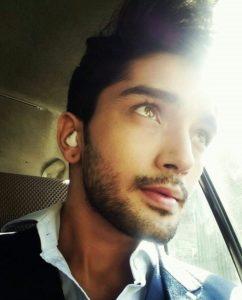 Harsh Rajput (Prakash) Serial Gopi