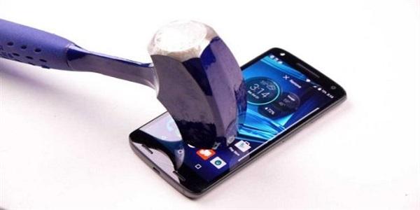 Άθραυστη οθόνη κινητών τηλεφώνων από την Samsung