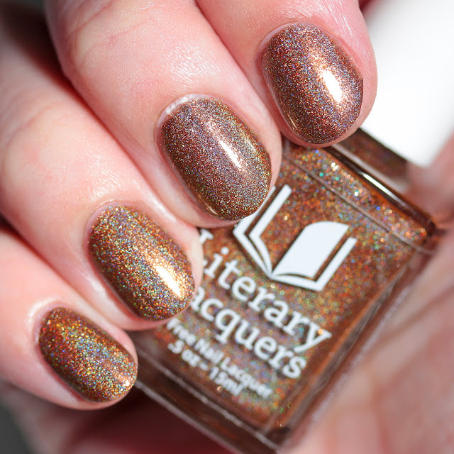 Literary Lacquers Tulgey Wood