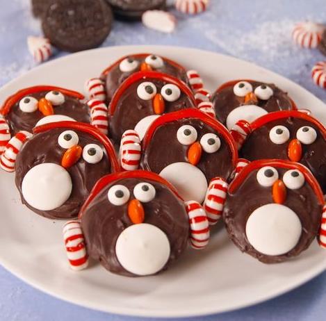 Oreo Penguins
