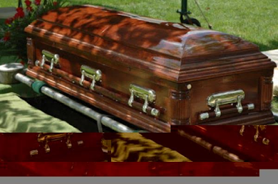 Ugandan man buried with $5,700 to ''bribe God'' when he gets to his destination