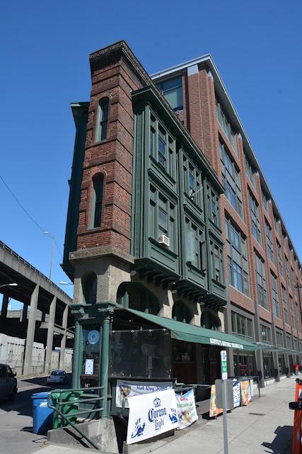Seattle Amazing building