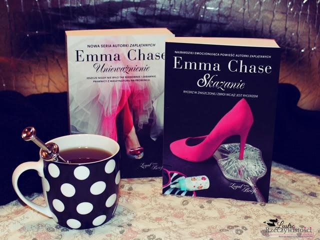 Skazanie – Emma Chase. Śmiech przez łzy