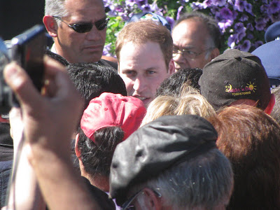 Christchurch Earthquake: Prince William Speaks at