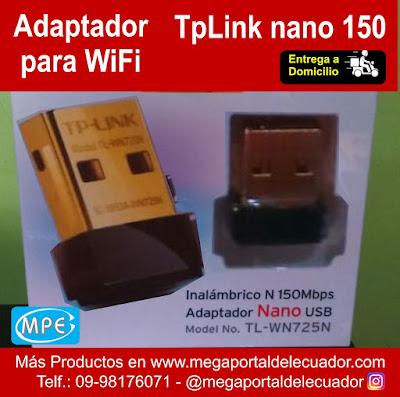 Adpatador WiFi