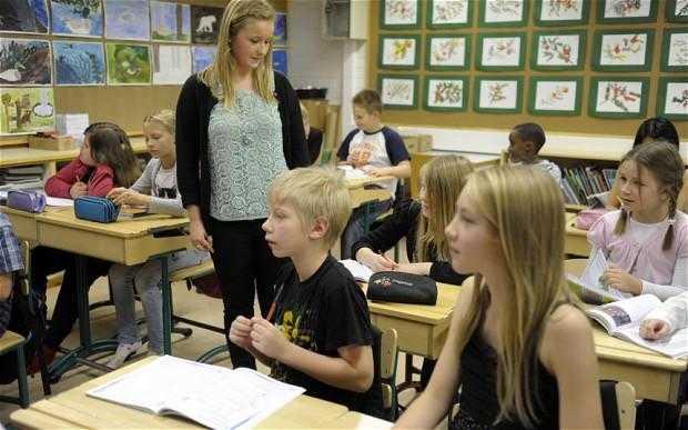 Kebijakan Pendidikan di Finlandia