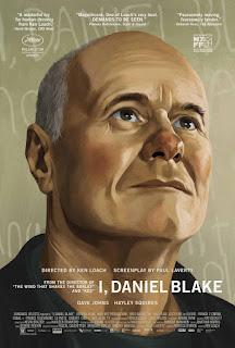 I, Daniel Blake Movie Poster 2