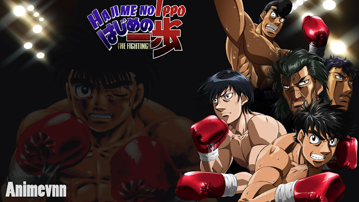 Ảnh trong phim Hajime No Ippo The Fighting! - New Challenger 1
