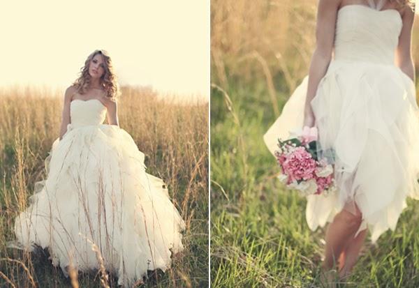 WhiteAzalea Ball Gowns: Trendy 2 In 1 Wedding Dress-Ideal