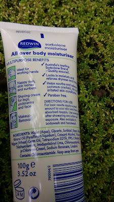 Manfaat Redwin Sorbolen membuat Kulit Sehat dan Lembut dengan Redwin Sorbolene Moisturiser