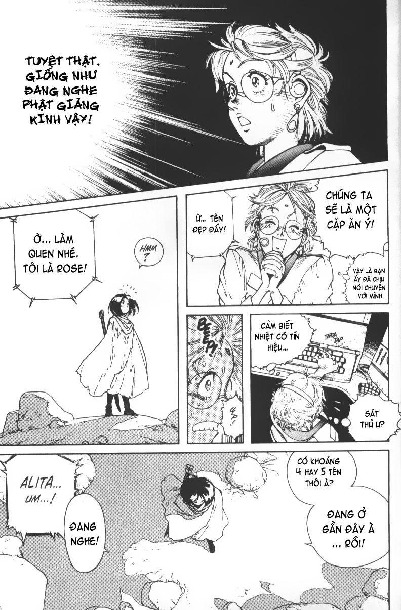 Battle Angel Alita chapter 36 trang 19
