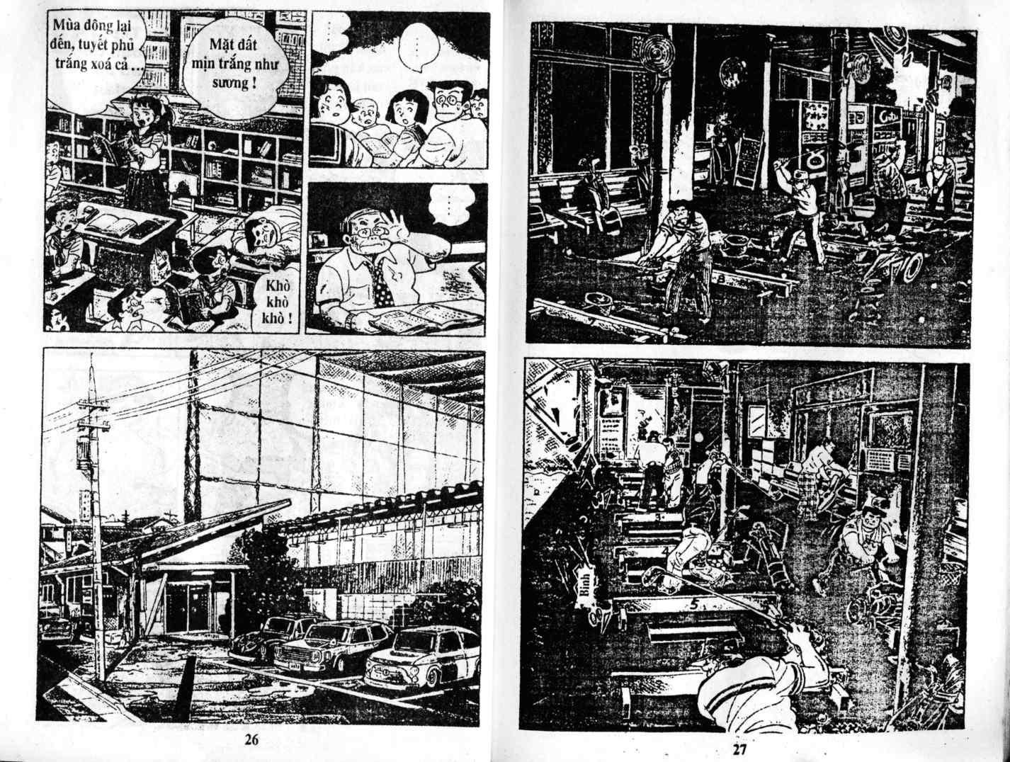 Ashita Tenki ni Naare chapter 1 trang 11