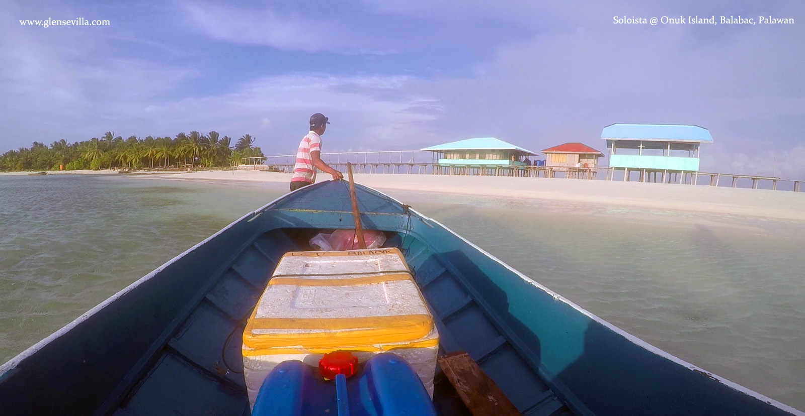 Onok Island Onuk Balabac Palawan