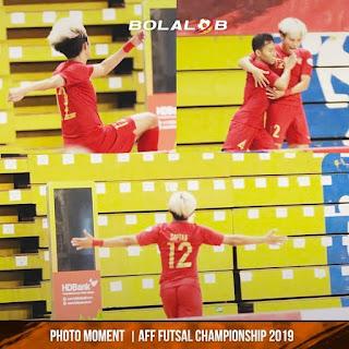 jadwal semifinal piala aff futsal 2019 timnas indonesia