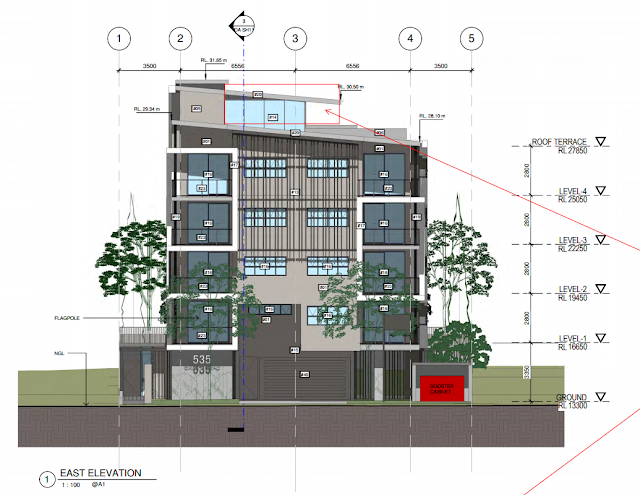 Apartment Elevation