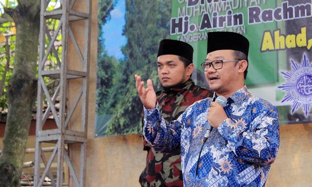 Ini Reaksi Muhammadiyah soal Pembakaran Bendera Tauhid
