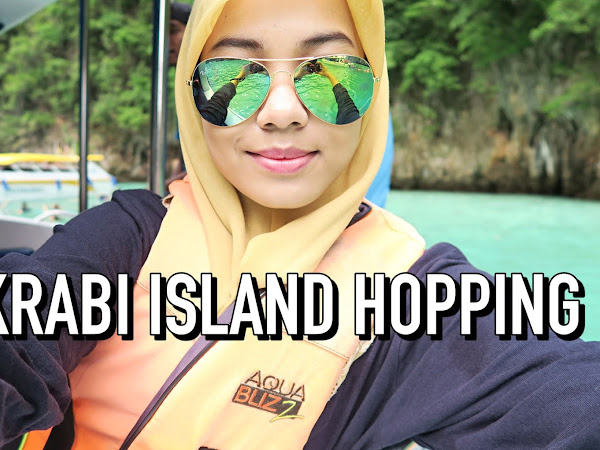 PhotoDiary : Island Hopping at Krabi ♥