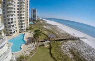 Beach Colony Condo For Sale Balcony View Unity W5B Perdido Key FL Real Estate