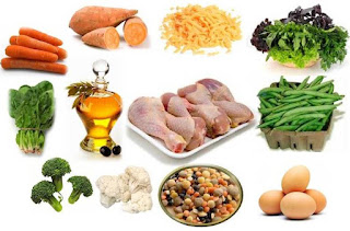 Bệnh hô khớp gối nên ăn gì ?