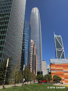 Salesforce Tower, SF Transbay