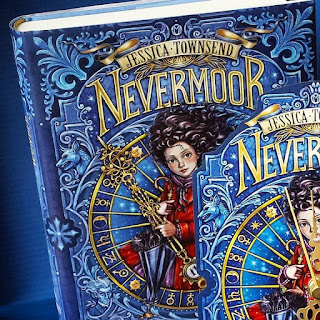 Jessica Townsend Nevermoor