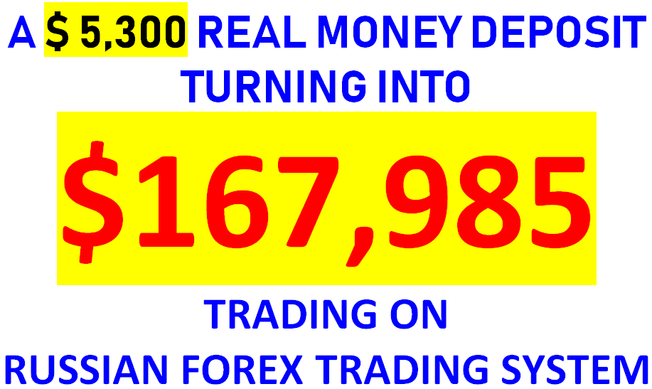 Russian forex traders