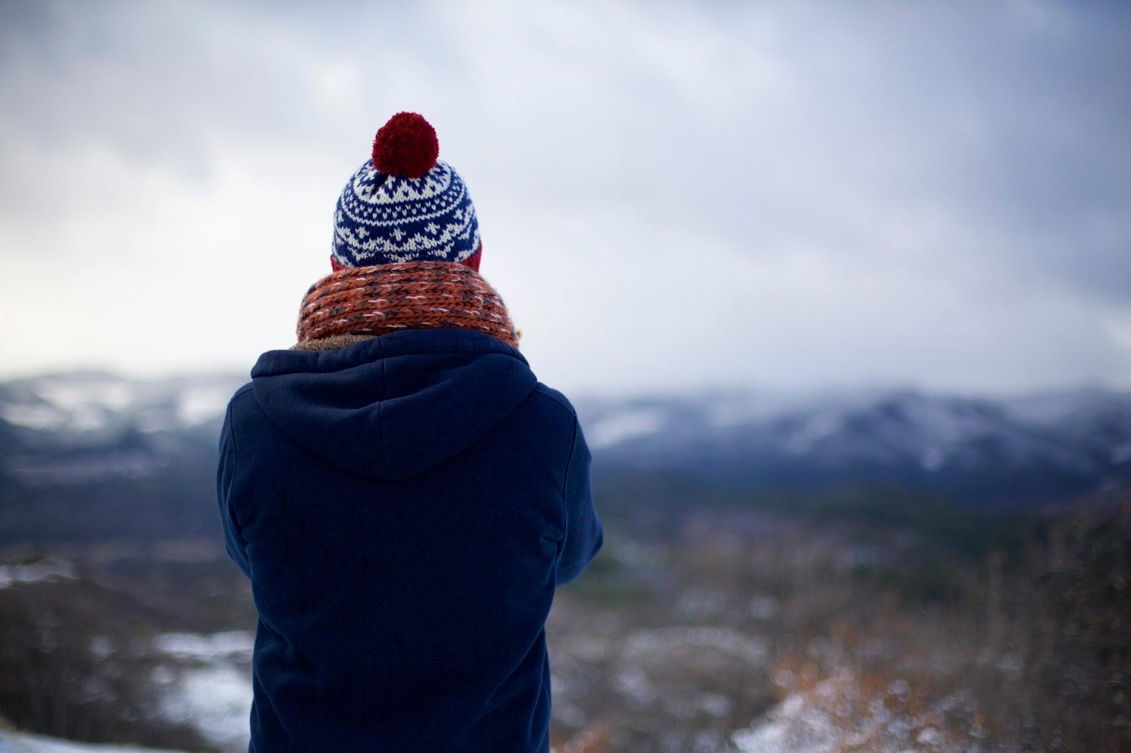 bieganie zimą, przerwa w bieganiu, gdy nie chce się biegać, mama biega