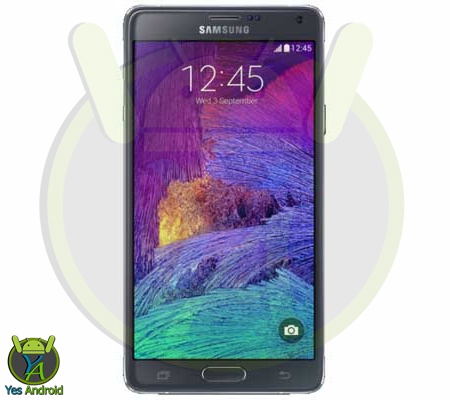N910GDTU1DPG4 Android 6.0.1 SM-N910G Galaxy Note 4