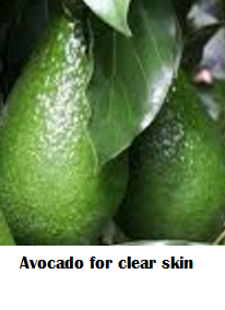 Amazing health benefits of Avocado Butter Fruit Makhanphal - Avocado for clear skin