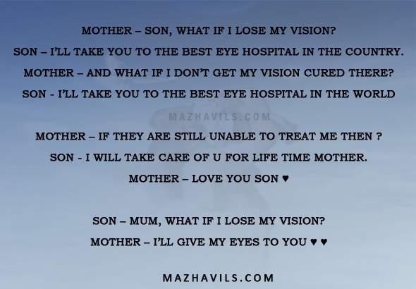 relationship quotes for mom and son
