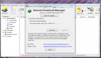 Internet Download Manager 6 32 9 (Pre-activated) - EZ4Software