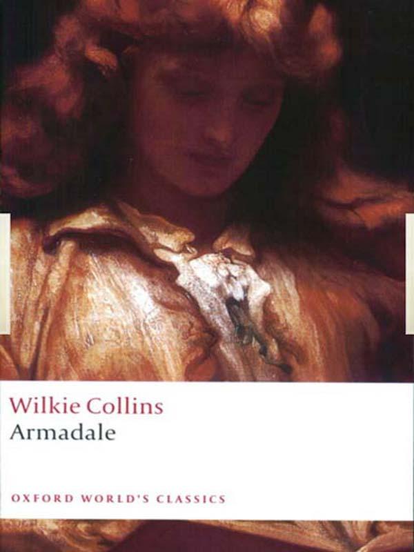 Cubierta de Armadale de Wilkie Collins