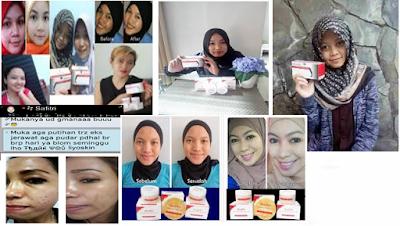 Krim Penghilang Flek Hitam Akibat Penggunaan Kosmetik