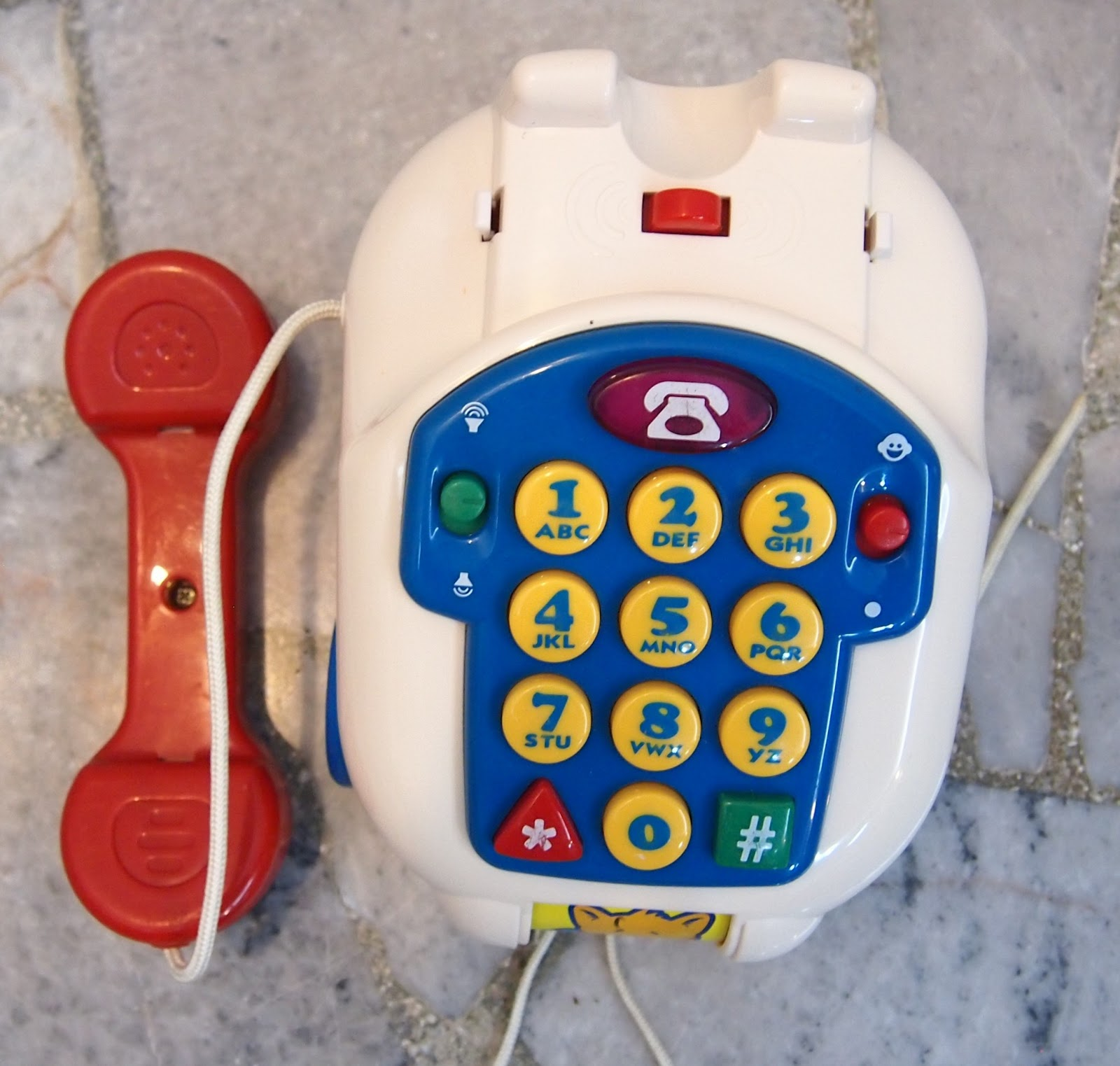 Juaimurah Vtech Little Smart Pull And Learn Phone