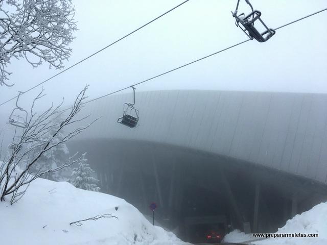 Salto de esquí Oslo