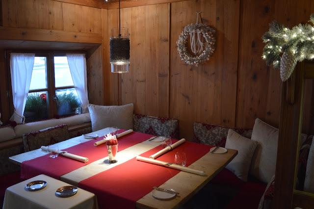 ristorante madonna di campiglio stube hermitage