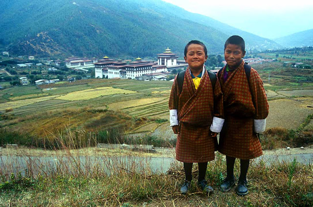 THE PAPER   Bhutan's Macroeconomic Situation, Development Objectives and Key Sectors