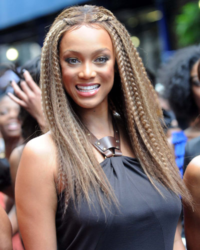 Tyra Banks Finds New Love In Bali