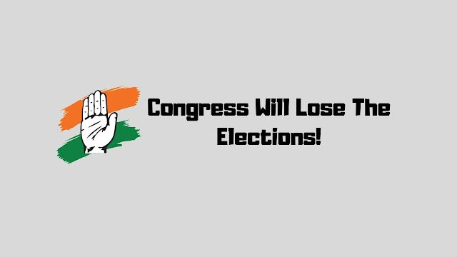 Why Congress Does Not Stand A Chance In This Elections