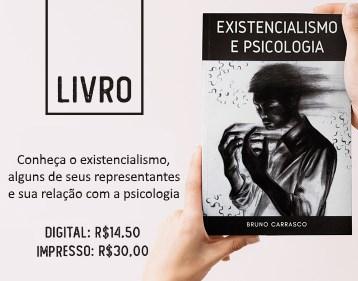 Livro - Existencialismo e Psicologia