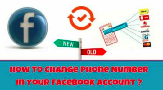 How To Change Your Number On Facebook