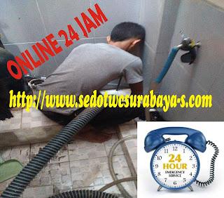 Jasa Sedot WC Online Di Surabaya